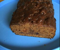 DATE, APRICOT AND CRANBERRY LOAF