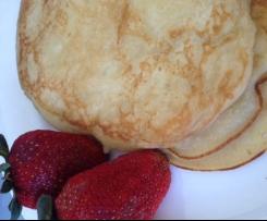Sunday Tradition Pancakes