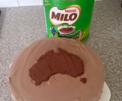 Milo Cheesecake - ThermInspiration