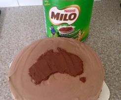 Milo Cheesecake - ThermInspiration
