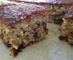 Paleo Hummingbird Cake