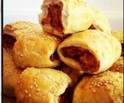 Lunchbox Sausage Rolls