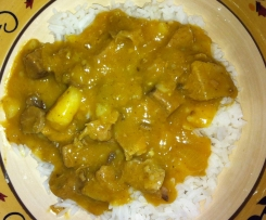 Granny's Curry