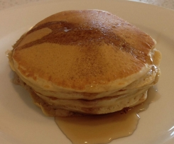 Fluffy and light Pancakes