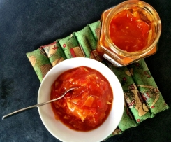 Double Trouble Fennel and Tomato Chutney