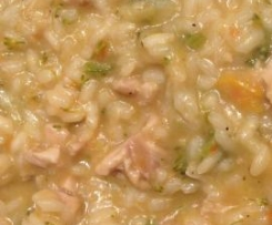 Chicken & Leek Risotto