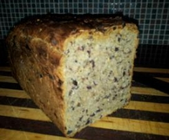Currant Loaf (Fruit Loaf)