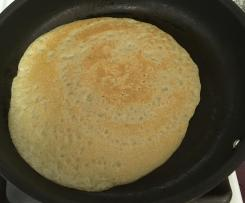 Variation Palacinke (Croatian Crepes)