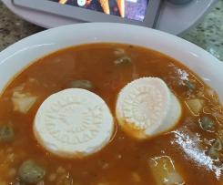 Kusksu - Maltese Soup