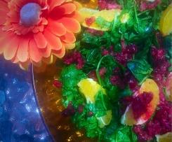 Orange & Cranberry Salad