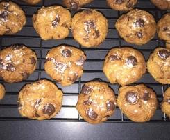 Gluten Free Choc Chunk Cookies