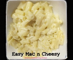 Easy Classic Macaroni and Cheese