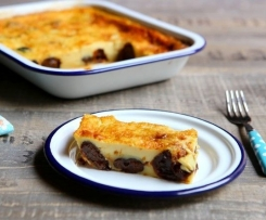 Far Breton (bake-custard from Brittany, France)