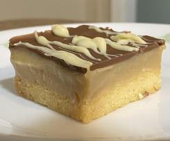 Delectable Millionaire's Shortbread (Caramel Slice)