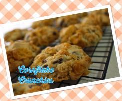 Cornflake crunchies