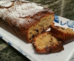 Ricotta Cannoli Cake