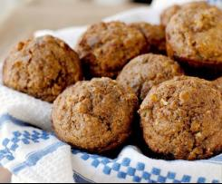 Date & Weetbix Muffins
