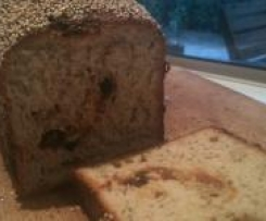 Seeded Fruit Bread