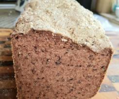 Buckwheat, Flaxseed & Psyllium Bread GF