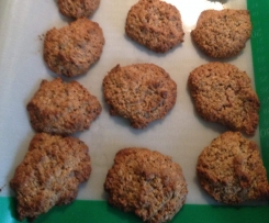 Lactation Cookies (Fructose Free)