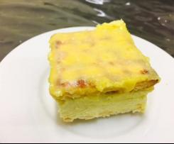 Easy Vanilla Slice