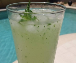 Lemon Mint & Ginger Fizz