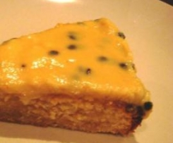 Lemon Passionfruit Cake