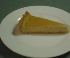 Paleo Citrus Pie
