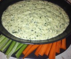 Spinach & White Bean Dip