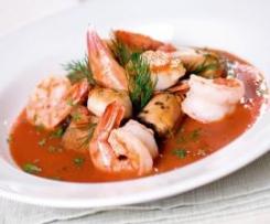 Seafood Dish ala Josie