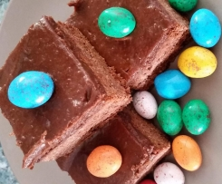 Not-too-naughty Easter Slice