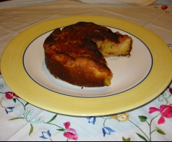 Nectarine Buttermilk cake