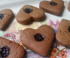 Lebkuchen - Traditional German Gingerbread Christmas Biscuit Treat