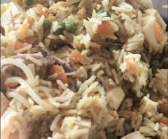 Lisa's 'Fried' Rice
