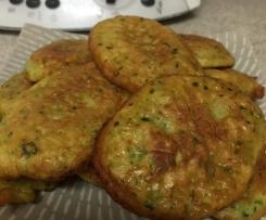 Zuchini Fritters