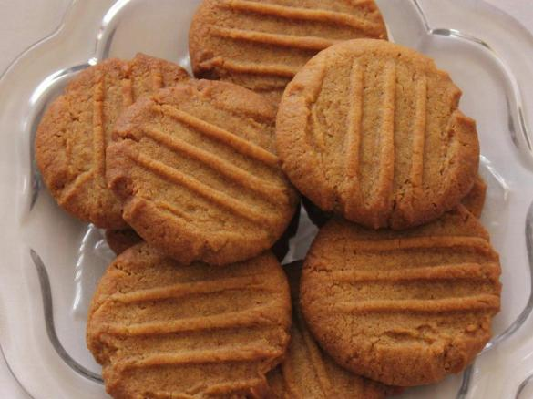 Ginger bisquits