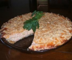 Crunchy Salmon Pie