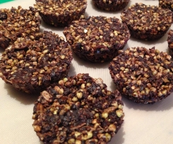 Buckwheat Crackle