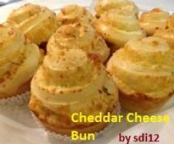Mini Cheddar Cheese Bun