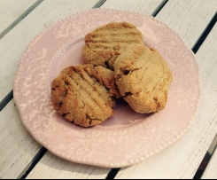 ANZAC Biscuits (refined sugar free)