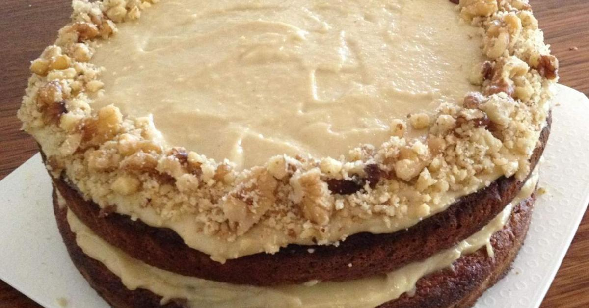 Carrot Cake Cream Cheese Frosting Thermomix