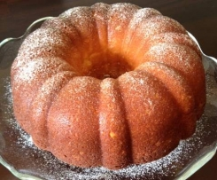 Ricotta Citrus Cake