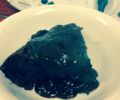 Chocolate Self Saucing Pudding!