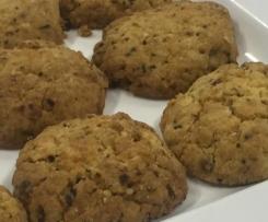 Amelia's Macadate Biscuits