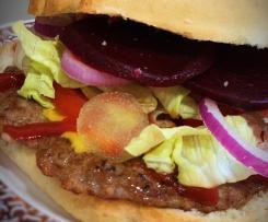 Raulas beef burgers