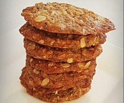 Organic ANZAC Biscuits