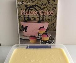 Planet Cake Ganache