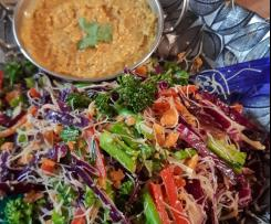Satay dressing (or dipping sauce)