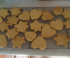 Shortbread by Elizabeth