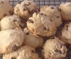 Speltarific chocolate chip biscuits
